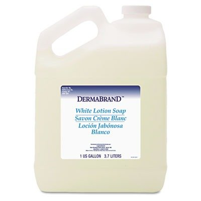 (NEW - Mild Cleansing Lotion Soap, Pleasant Scent, Liquid, 1 gal Bottle, 4/Carton - 420CT)