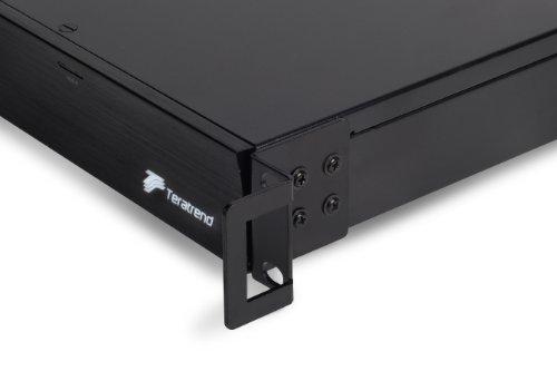 Silverstone Tek 4 Bay 1U Rackmount RAID Storage Unit with USB 3.0 and eSATA interface (RS431U) by SilverStone Technology (Image #5)