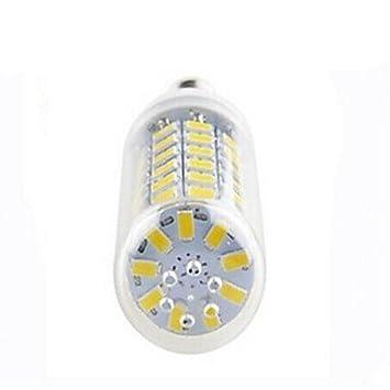 Bombillas de bajo consumo, 1 pieza 800 E27 SMD galería de símbolos 1656 lm 2800-3500/6000-6500K blanco cálido/blanco fresco de corriente alterna de ...