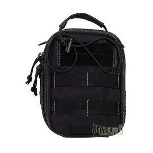 Maxpedition FR-1 Pouch, Black, Outdoor Stuffs