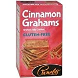 Pamelas Cinnamon Grahams, 7.5 Ounce - 6 per case.