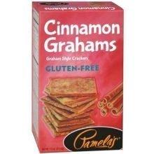 Pamelas Cinnamon Grahams, 7.5 Ounce - 6 per case. by Pamela's Products (Image #1)