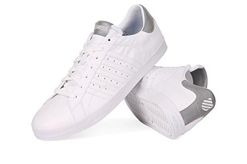 reflective Schuhe swiss White K Belmont 43 P qwXSv6z