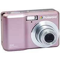 Polaroid i631 6MP Digital Camera w/ 4x Digital Zoom - Pink