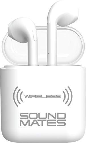 Tzumi Sound Mates with Wireless Chrgin