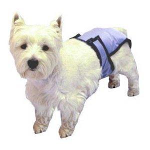snuggease lavable pañales para perros pequeños (2 unidades)