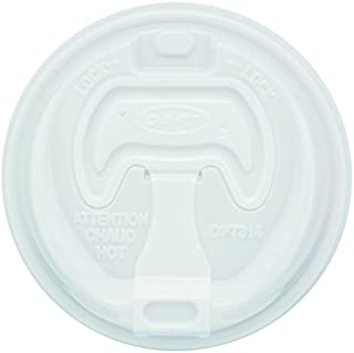 product image for Dart Optima Reclosable Lids for Hot Paper Cups SCCOPT316 1000/pk