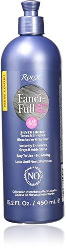Roux Fanci-Full Rinse, 42 Silver Lining, 15.2 Fluid Ounce