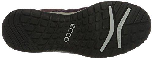 ECCO Aspina, Zapatillas de Deporte Para Exterior Para Mujer Morado (Mauve/bordeaux)