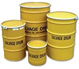Product review for Steel Salvage Drums, Yellow - Drum-Steel Salvage 30 Gallon