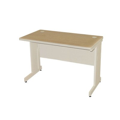 Back Computer Carrel - Marvel Pronto School Training Table with Modesty Panel Back - 48W x 30D