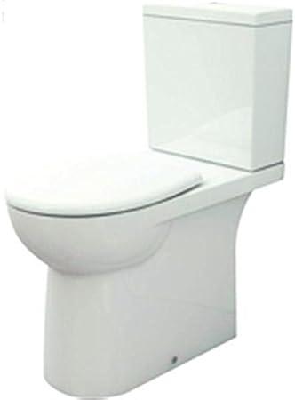 Alterna – Pack WC serenidad sin brida con elevador para inodoro ...