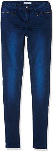 NAME IT Mädchen Jeanshose Nittita Skinny Dnm Pant Nmt Noos, Blau (Medium Blue Denim), 152