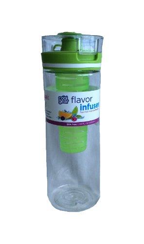 Cool gear flavor infuser 28 oz light green