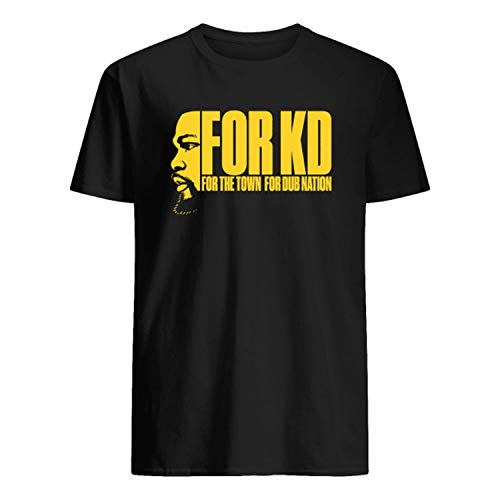 USA 80s TEE for KD for The Town for Dub Nation Shirt Black -