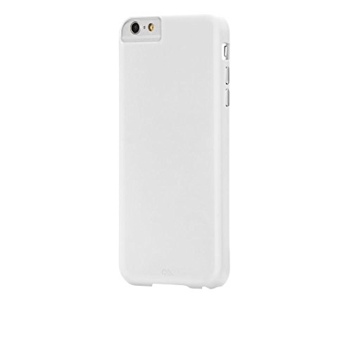 Case-Mate Barely There Case for iPhone 6 Plus and 6s Plus White CM031799 (Case Mate Barely There Case Iphone 6)