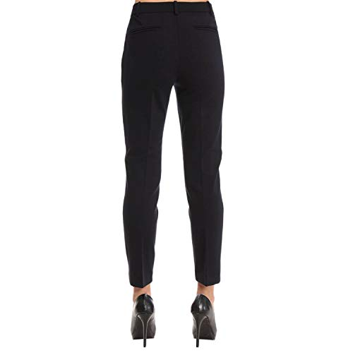 Black Taglia 19 Pinko Pantalone Inverno Pre 18 Autunno dWYRfU0FR