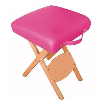 Harima - Hades Rosa Profesional de peso ligero plegable silla de ...