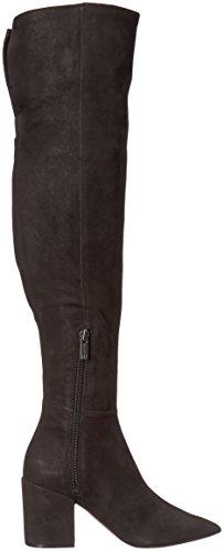 Jessica Simpson Dames Pumella Fashion Laars Zwart Leer