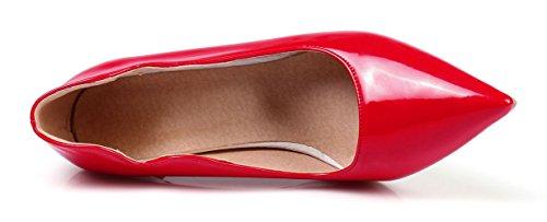 KingRover Pour Red 8cm Escarpins Femme OH6wOSq