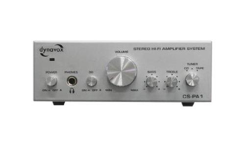 10 opinioni per Dynavox Cs-Pa1