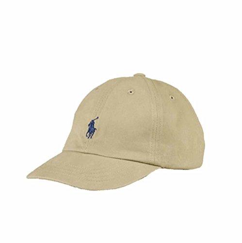 RALPH LAUREN Little Boys Polo Cap (Size 4-7) (Khaki)