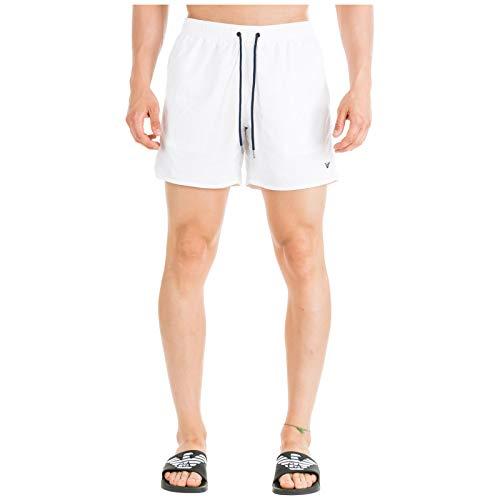 Emporio Armani Swimsuit Mod. 211740-9P421 White - 50