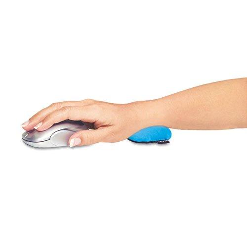 Imak A10123 Le Petit Mouse Wrist Cushion, Teal