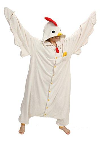 Animal Unisex Cock Piece Joygown Adult Pajamas Plush Costume One Halloween Cosplay pqw7O
