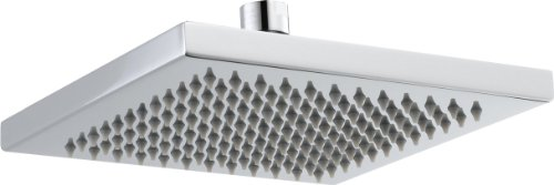 Delta RP53496 Universal Showering Components, Touch-Clean Raincan Showerhead, Chrome