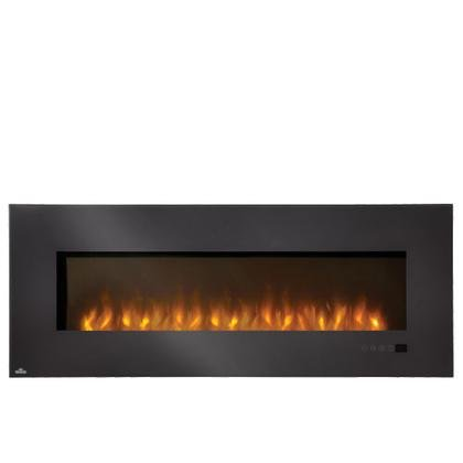 electric slimline fireplaces - 7