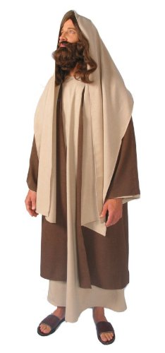 Alexanders Costumes Men's Jesus Crucifixion, Brown One Size ()