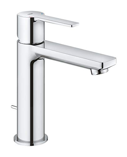 Grohe 2379400A Lineare Single-Handle Bathroom Faucet S-Size in StarLight Chrome,