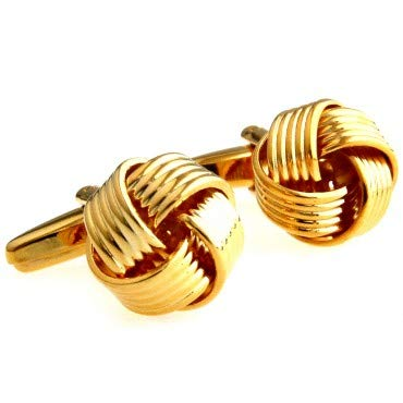 Yfiowct The Most Popular 16 Designs Metal Knots Enamel Cufflink Cuff 14