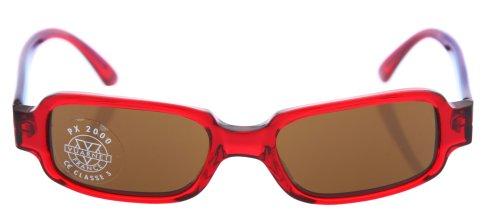 Vuarnet Sunglasses Kids Junior Red PX2000 - Kids Vuarnet Sunglasses