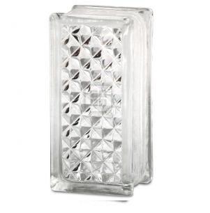 - Quality Glass Block4x 8 x 3 Delphi Glass Block