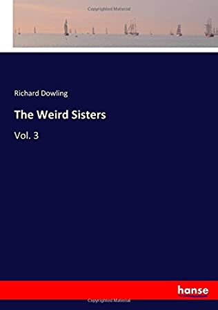 book cover of The Weird Sisters