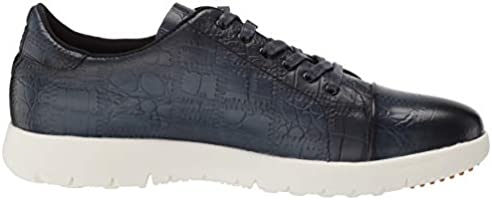 Stacy Adams Halcyon Exotic Print Cap Toe Shoes New Indigo 25295-401