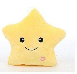 Muñecas decorativo con forma de estrella de almohada cute ...