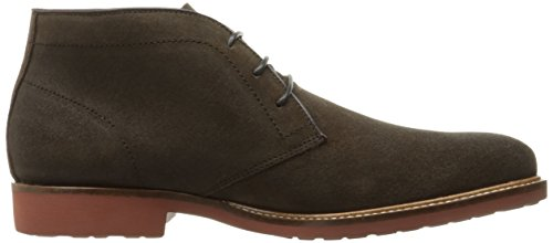 Rush By Gordon Rush Mens Lijsterbes Chukka Laars Chocolade Suède