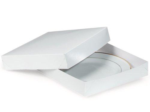WHITE GLOSS Boxes 11x11x2
