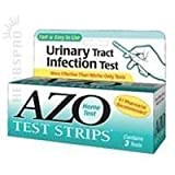 AZO Test Strips 3 Each (Pack of 15)