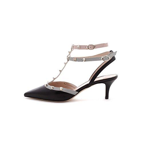 Tendenze Tendenze Sandalo Nero Calzature Calzature Lavena SwqBAzrSgx