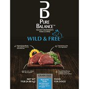 Pure Balance Wild & Free Bison and Pea Recipe Dog Food, 11 lbs(Pack of 2) Review