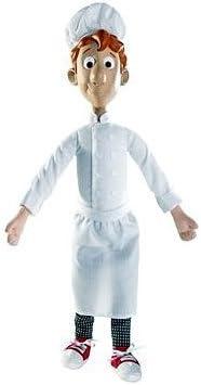 Amazon Com Disney Pixar Ratatouille Movie Toy Plush Talking Figure Linguini Toy Toys Games
