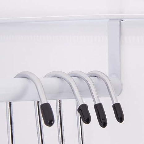 18 Scomparti Bianco Relaxdays 10021977/_49 Armadio Componibile Sistema a Incastro Plastica 145,145x200,3 cm