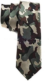 Huertuer La Corbata de los Hombres, Corbata de Camuflaje de los ...