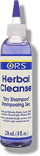 (ORS Herbal Cleanse Hair and Scalp Dry Shampoo 8 oz (Pack of)