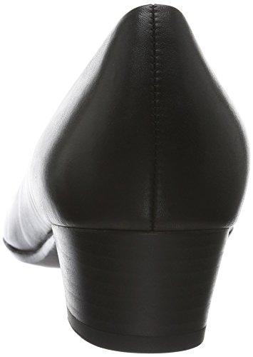 Gabor Nero con Tacco Comfort 57 Scarpe Schwarz Donna Fashion fqr1Af7x