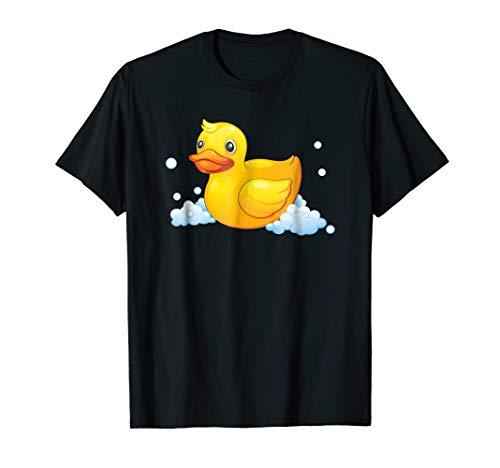 Cute Yellow Rubber Ducky T-shirt - Duck tshirt Duckie shirt